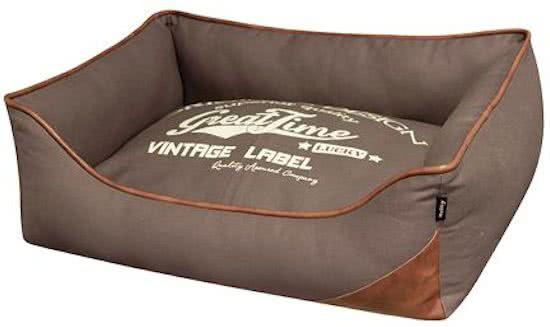 Nobby Comfortbed nane Bruin 75x60 cm