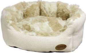 Nobby-Comfortbed-timon-Beige-50×55-cm