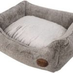 Nobby-Hondenmand-Cuddly-Lichtbruin-45×40-cm