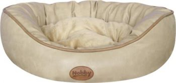 Nobby donut nane Beige 90x90 cm