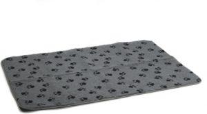 Pet-Products-Vetbed-Hond-Grijs-100×150-cm