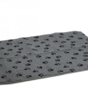 Pet Products Vetbed - Hond Grijs 100x150 cm