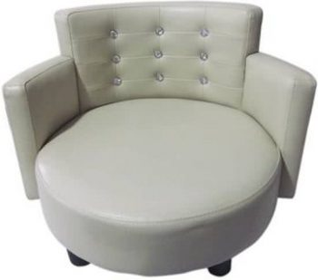 Pet Sofa Hondenbed Diamond Beige 56x61 cm
