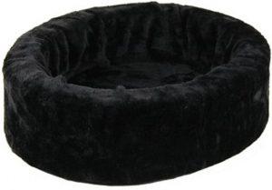 Petcomfort-Bontmand-Hondenmand-Zwart-65×70-cm-1