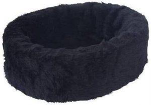 Petcomfort-Bontmand-Hondenmand-Zwart-65×70-cm