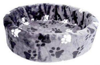 Petcomfort Hondenmand Grote Poot Grijs 80x80 cm