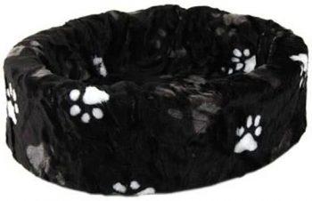 Petcomfort Hondenmand Grote Poot Zwart 65x70 cm