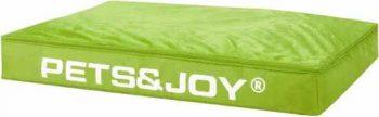 Pets&Joy Hondenkussen Dog Bed Groen 80x120 cm