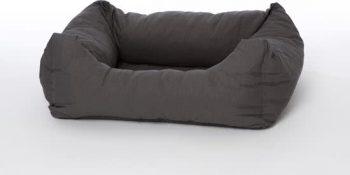 Rebel Petz Box Bed Grijs 67x80 cm