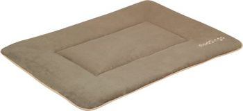Red Dingo Bed Beige 100x75 cm