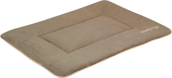 Red Dingo Bed Beige 80x60 cm