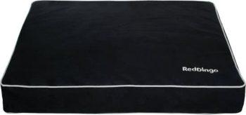 Red Dingo Matras Zwart 100x75 cm