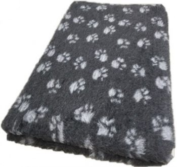 Redken Vet Bed -Anti-Slip Antraciet 150x100 cm