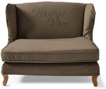 Riviera Maison Keith Dog Bench - Hondenbank Mauve 44x62 cm