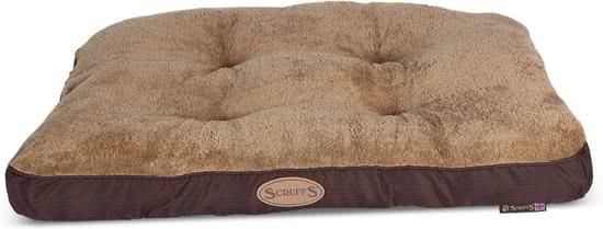 Scruffs Cashmere - Hondenmatras Chocoladebruin 50x60 cm