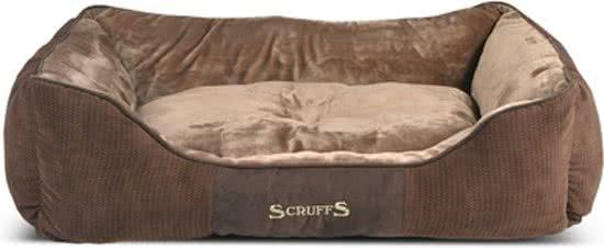 Scruffs Chester Hondenmand Bruin 70x90 cm