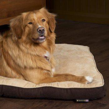 Scruffs Hondenkussen Classic Beige 82 x 58 cm