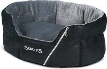 Scruffs Ranger Hondenmand Zwart 64x76 cm