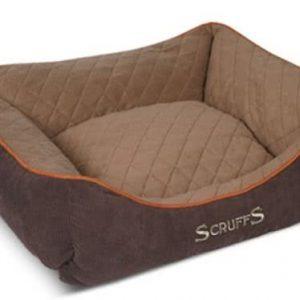 Scruffs Thermal Hondenmand Bruin 40x50 cm