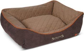 Scruffs Thermal Hondenmand Bruin 60x75 cm