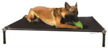 Starmark Ligbed Dogzone Antraciet 127x89 cm