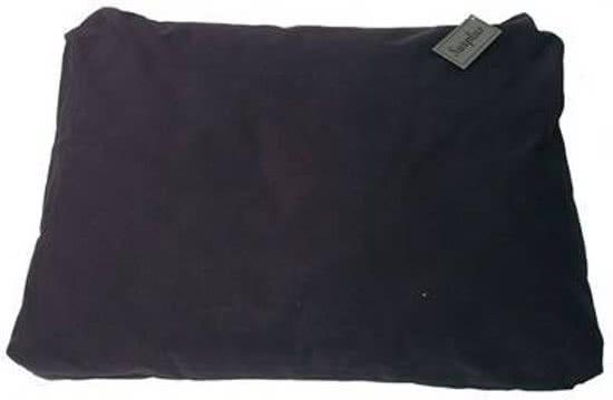 Surplus Rotan Kussen voor Hondenbed Zwart 76x120 cm