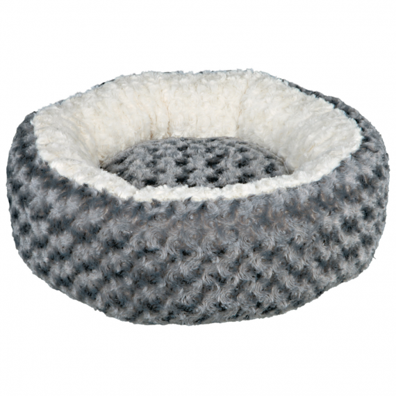TRIXIE Hondenmand Kaline 50 cm grijs en crème 38958