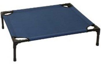 Topmast Hondenstretcher Frame Blauw 122x91 cm