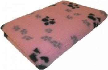 Topmast Vetbed Roze | Groen | Grijs 150x100 cm