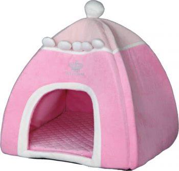 Trixie My princess iglo Roze | Zilver 40x42 cm