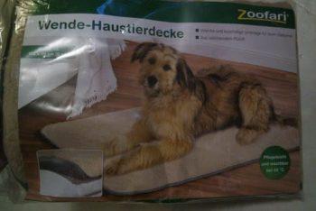 Zoofari Omdraaibare huisdierendeken Bruin 69x102 cm