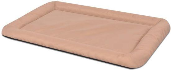 vidaXL Hondenmatras maat S beige Beige 48 cm