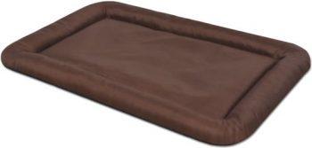 vidaXL Hondenmatras maat XL bruin Bruin 84 cm